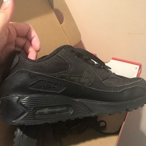 Your size 6Y AirMax 90